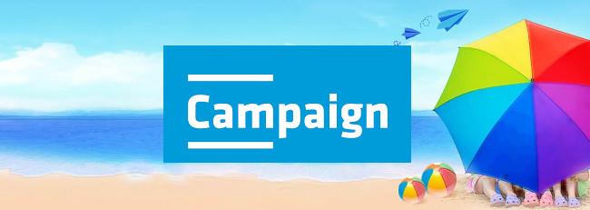 サマーキャンペーン