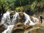 グアム:ケン・芳賀のジャングル探検トレッキング