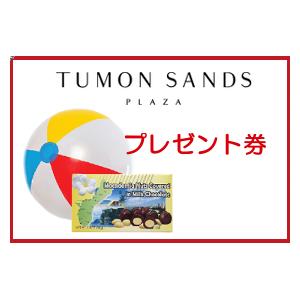 タモンサンズプラザ・プレゼント券